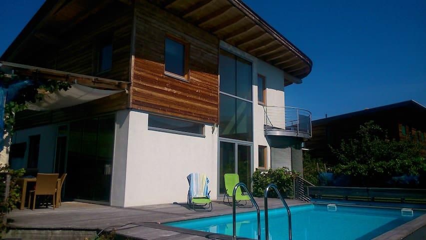 Sonnseiten mit herrlichem Blick - Absam - House