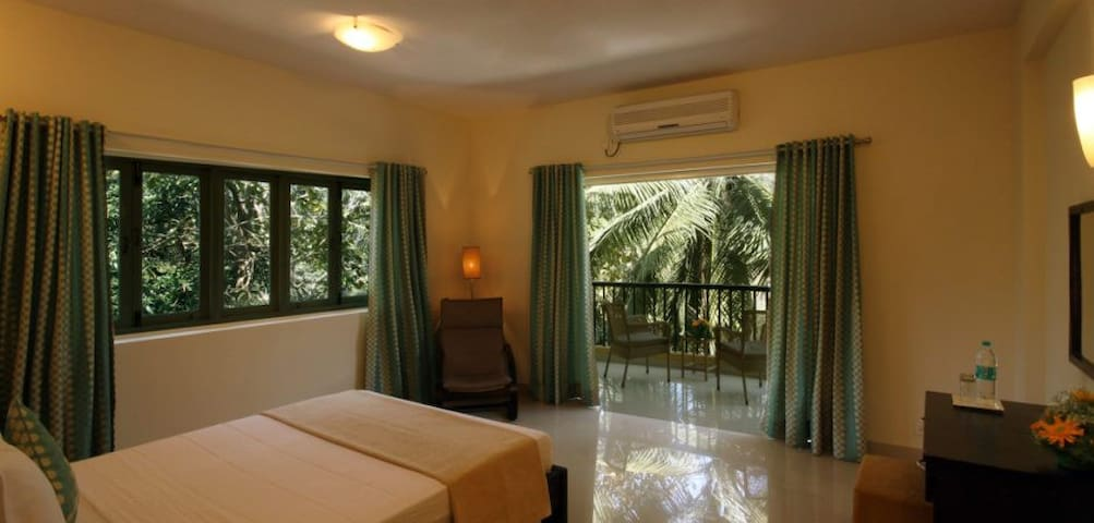 Super Service Apartment - North Goa - Penha de França - Appartement