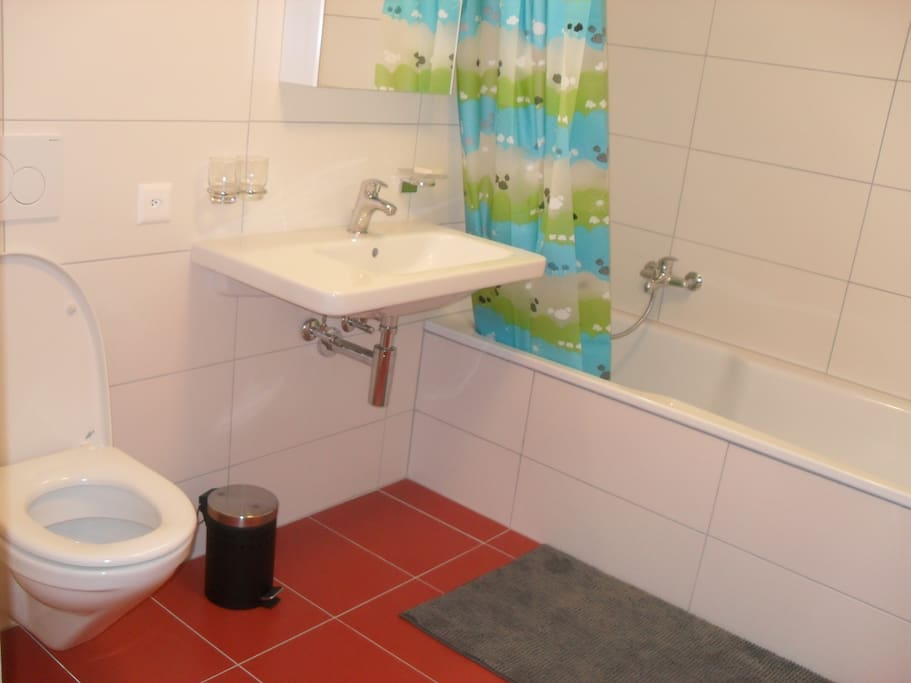 Votre salle de bain.