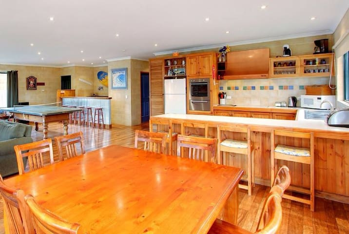 Fabulous Surf Beach Location - Phillip Island - House
