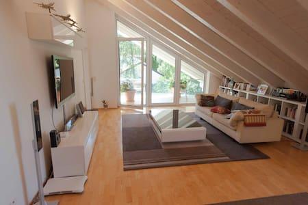Starnberger See | Schicke Wohnung - Feldafing