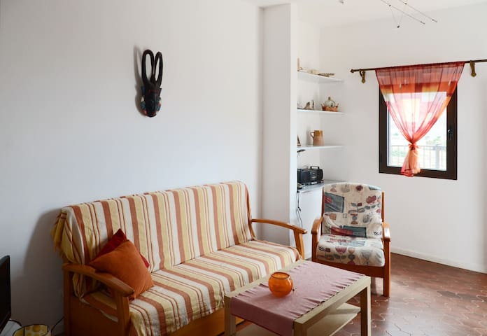 House, stunning views, beach 3 min - Tuineje - Villa
