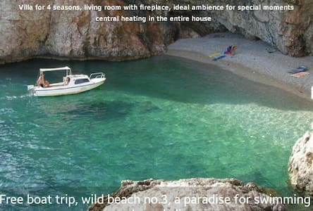 Villa with Pool + FREE BOAT TRIP!!! - Pićan