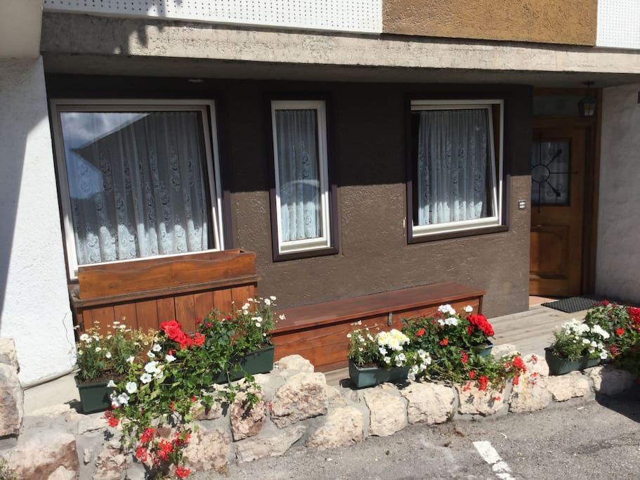 Esterno appartamenti