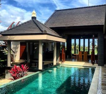 Pantai Masceti #7,  Keramas, Bali - Blahbatuh - Hus