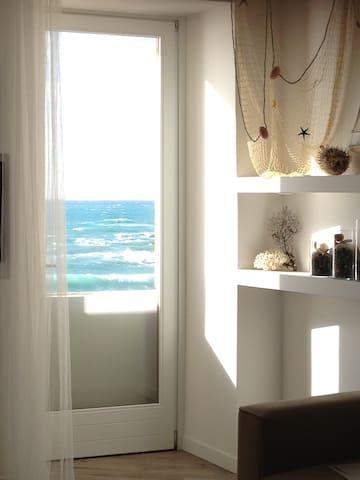 Loft - vista sul mare di cefalù