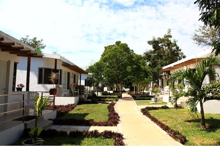 Habitación Bambú! en Chetumal, QROO - Chetumal - Villa