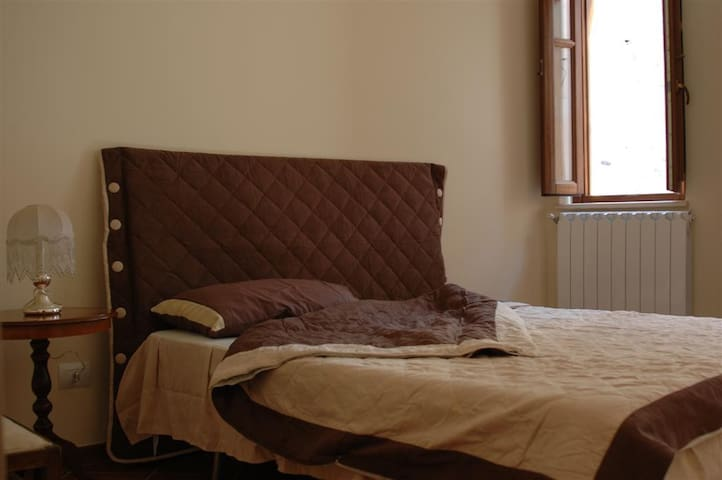 Big room with private bathroom close to Cefalù - Lascari - Appartement