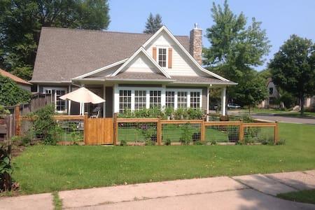 Linden Hills Home - 明尼阿波利斯 - 独立屋