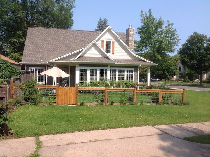 Linden Hills Home