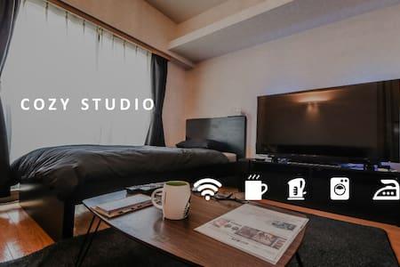 ★5min Sta. Tokyo Tower view&Wi-Fi★ - Minato - Apartamento