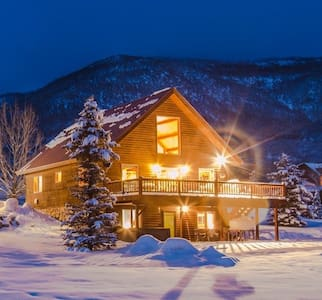 Spectacular Mountain Home Getaway!! - Steamboat Springs - Maison