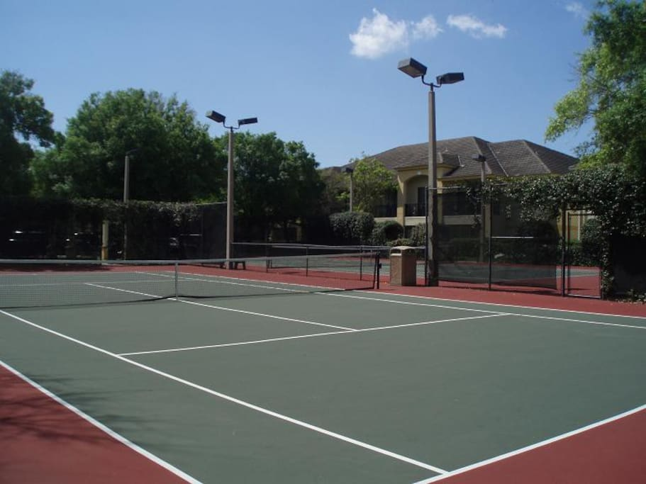 Tennis Court on site