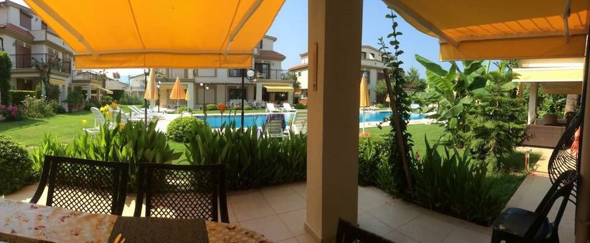 Villa Garden And Swimming pool - Kusadasi - Villa