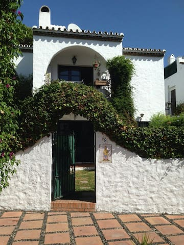 Apartamento con encanto en Marbella - El Paraíso - Daire