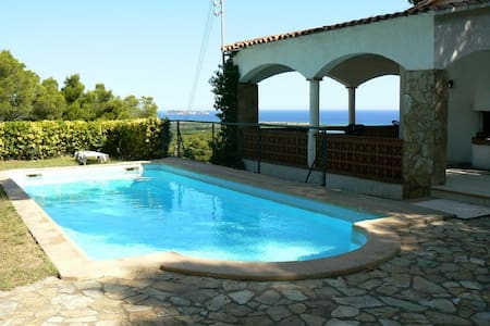 510 House with private Pool - Pals - Дом