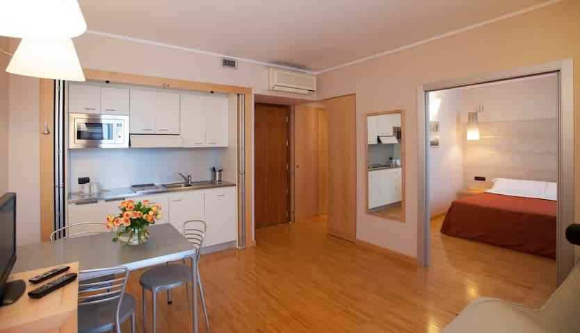 ALBARESIDENCE - 1 Bedroom apartment - Alba - Apartamento