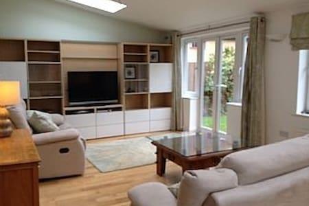 Modern 4 Bed Home In Castlethorpe - Castlethorpe - 獨棟