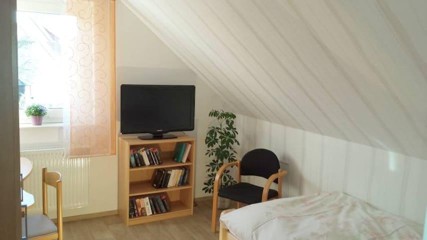Charming Singleroom near Hannover - Springe