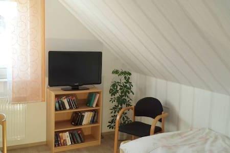 Charming Singleroom near Hannover - Springe - Talo