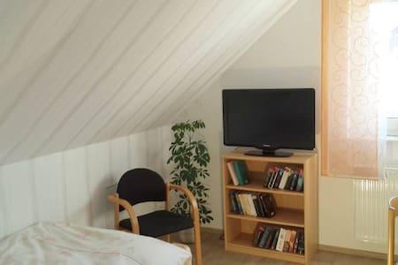 Charming Doubleroom 2 near Hannover - Springe - Hus