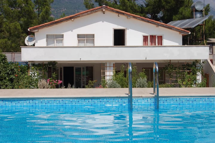 Turkey, Antalya, Olympos, Private Villa & Pool