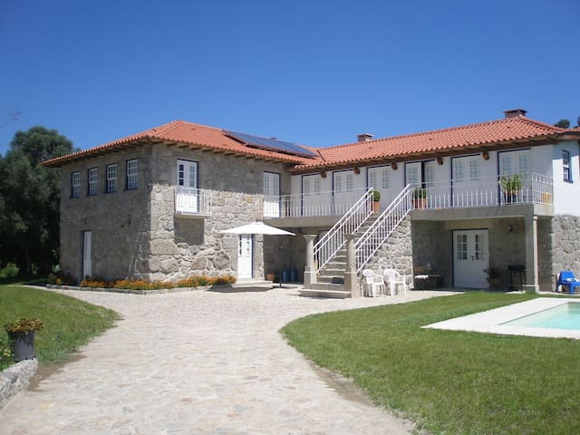 Eido do Carvalhoso - Casa de Campo - Viana do Castelo - Rumah