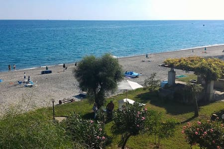 Apt Bova Jonian sea in Calabria - Apartment