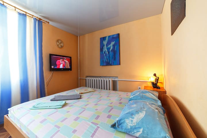 Cozy clean apartment, center - Baranavičy - อพาร์ทเมนท์
