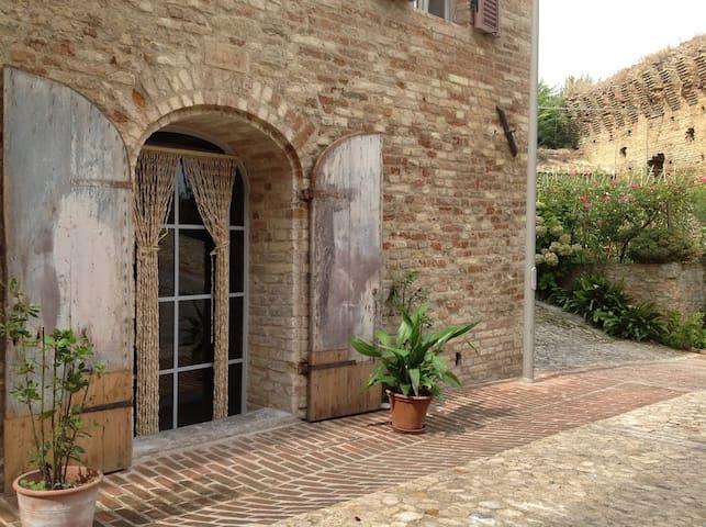 Un Nido tra le Mura - Cupra Marittima - อพาร์ทเมนท์