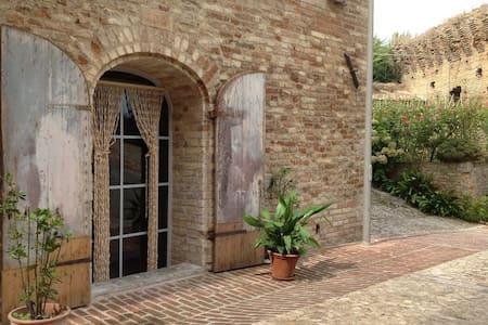 Un Nido tra Le Mura - Cupra Marittima - Wohnung