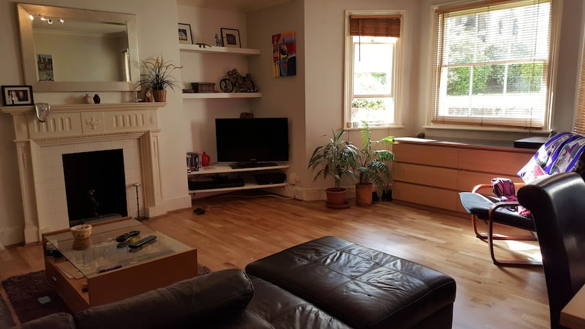 Private 2 bed Flat in Surbiton - Surbiton - Lägenhet