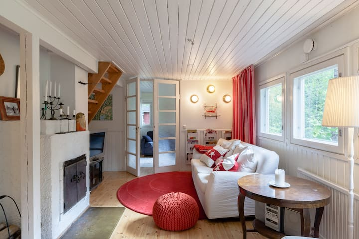 Cosy Cottage by the Lake - Espoo - Ev