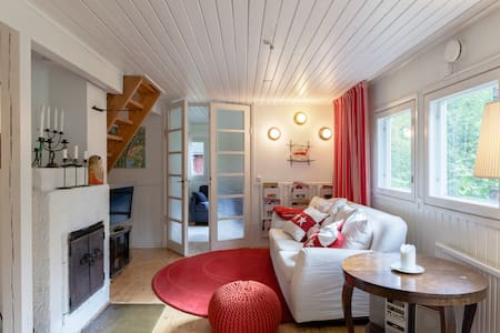 Cosy Cottage by the Lake - Espoo - Huis