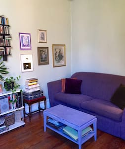 Charming & Colorful 1BR in Brooklyn - Brooklyn - Apartment