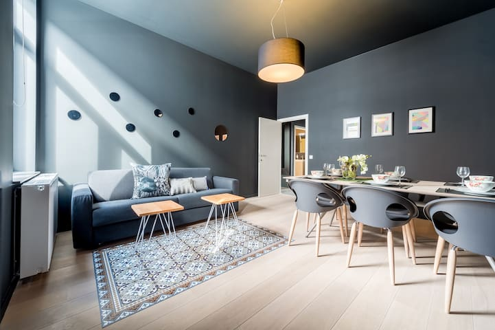 Smartflats Cathedrale 202 - 2Bedroom - City center