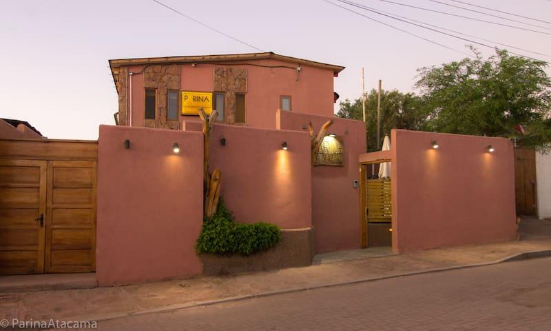 Habitacion Doble privada-Parina Atacama