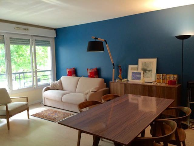 Appartement for 4 at Paris entrance - Châtillon - Huoneisto