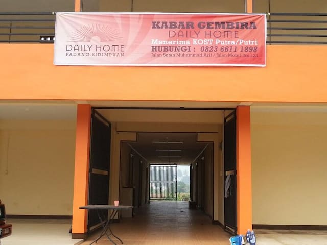 Daily Home - Padang Sidimpuan - Casa