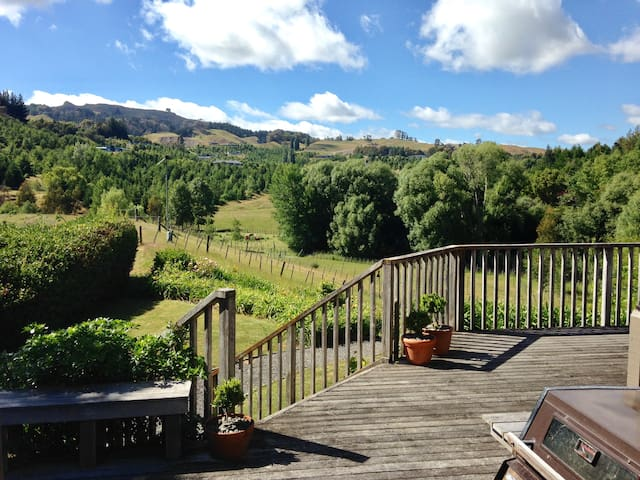 Warm, Cozy and Relaxing - Havelock North - Rumah