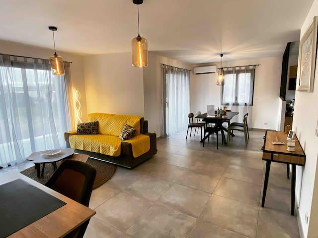 ⭐️ NOUVEAU ⭐️ Villa de charme à Brancarone