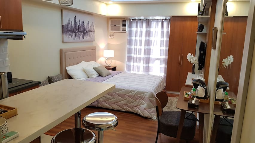 Edz Crib--Hotel-inspired studio, IT Park Cebu City