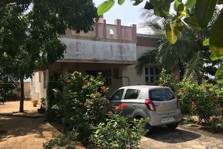 Mahabalipuram Tiger Caves  Independent Guest House