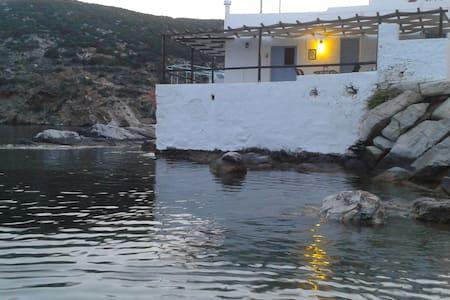 Mooring Place in Sifnos - Faros