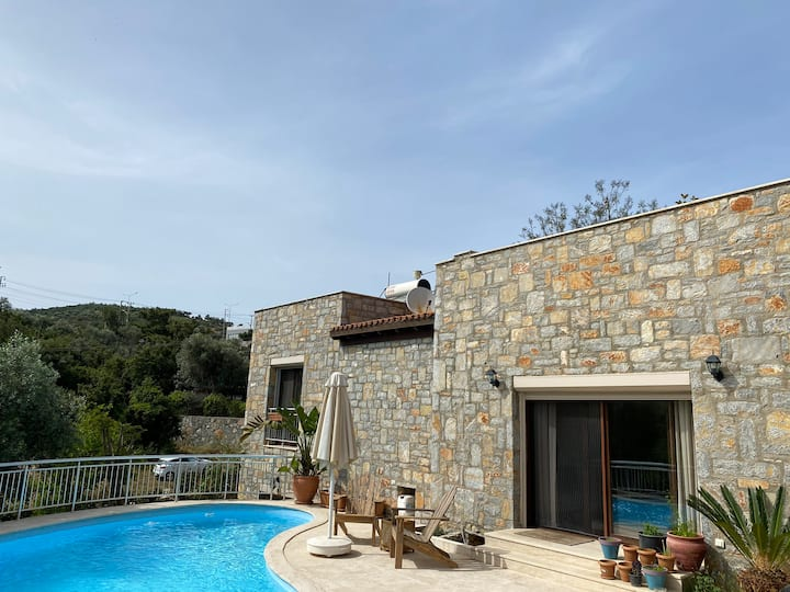 Magnificent location in the heart of Bodrum