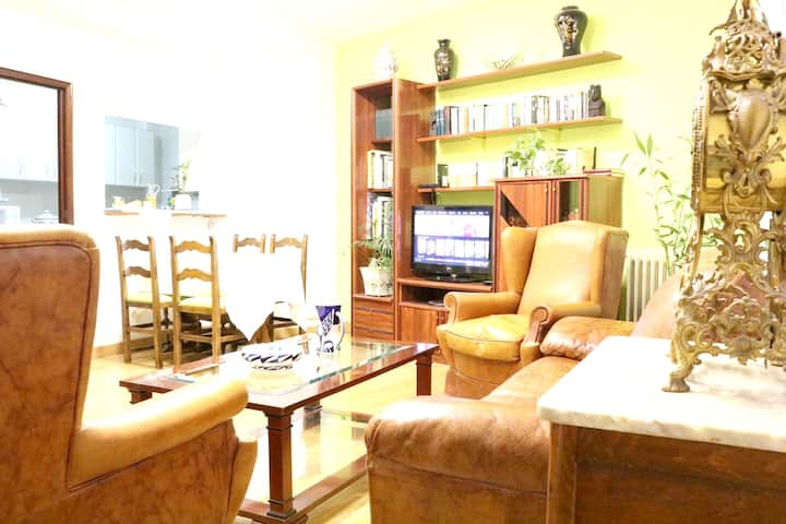 House with one bedroom in Salamanca, with WiFi