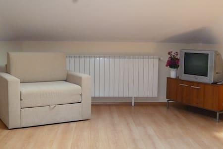 Very cosy studio apartment, ten minutes to gondola - Wohnung