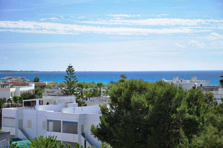 Great Apartment in Baia Verde Gallipoli Lecce