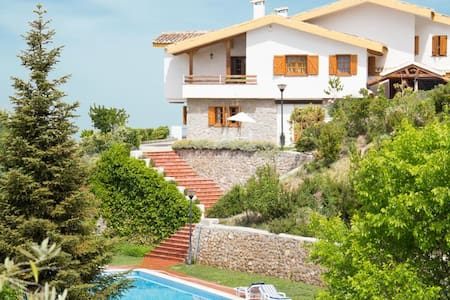 Luxury villa to share with family and friends - Viznar - Pis