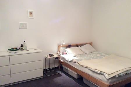 Zentralgelegene 1,5 zimmer - Lucerne - Lägenhet